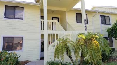 Sebastian Condo/Townhouse For Sale: 9655 Estuary Way #3