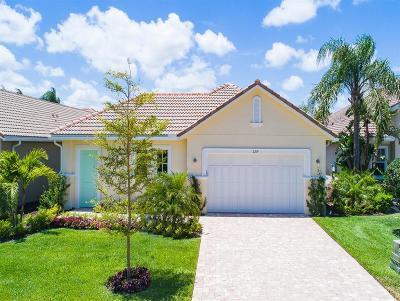 Vero Beach Single Family Home For Sale: 2219 Falls Circle