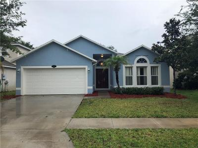 Sebastian FL Single Family Home For Sale: $214,900