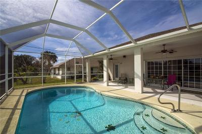 Sebastian FL Single Family Home For Sale: $295,000