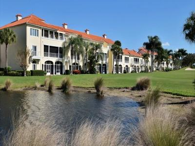 Vero Beach, Indian River Shores, Melbourne Beach, Melbourne, Sebastian, Palm Bay, Orchid Island, Micco, Indialantic, Satellite Beach Condo/Townhouse For Sale: 5045 Harmony Circle #106