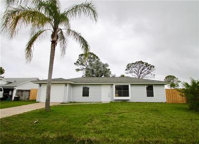 Melbourne, Melbourne Beach Single Family Home For Sale: 1351 Medina Avenue