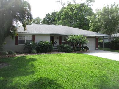 Vero Beach Single Family Home For Sale: 1655 32nd Avenue