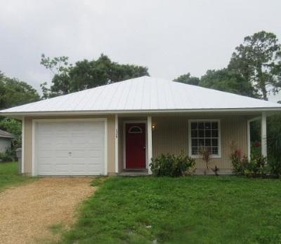 Vero Beach Single Family Home For Sale: 1305 SW 20th Avenue