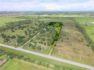 Vero Beach, Indian River Shores, Melbourne Beach, Melbourne, Sebastian, Palm Bay, Orchid Island, Micco, Indialantic, Satellite Beach Residential Lots & Land For Sale: 600 82nd Avenue