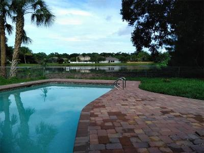 Vero Beach, Indian River Shores, Melbourne Beach, Melbourne, Sebastian, Palm Bay, Orchid Island, Micco, Indialantic, Satellite Beach Single Family Home For Sale: 2425 50th Avenue