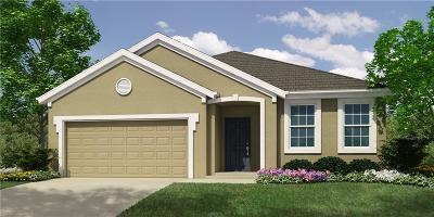 Vero Beach Single Family Home For Sale: 6013 Ridge Lake Circle