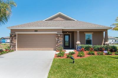 Vero Beach Single Family Home For Sale: 6045 Sequoia Circle