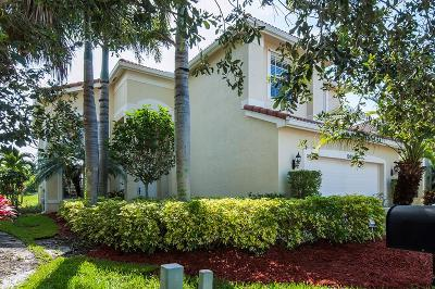 Vero Beach Single Family Home For Sale: 1987 SW Grey Falcon Circle