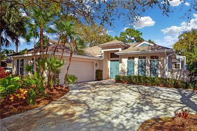 Vero Beach Single Family Home For Sale: 994 SW Carolina Circle