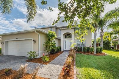 Vero Beach Single Family Home For Sale: 4610 59th Drive