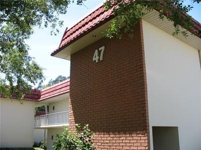 Vero Beach Condo/Townhouse For Sale: 47 Woodland Drive #202
