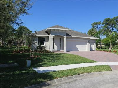 Vero Beach Single Family Home For Sale: 6615 49th Court