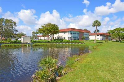 Vero Beach FL Condo/Townhouse For Sale: $64,900