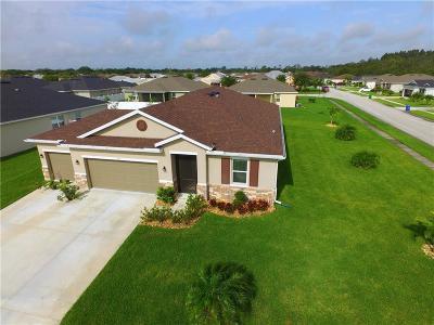 Sebastian Single Family Home For Sale: 200 Bellamy Trail