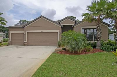 Vero Beach FL Single Family Home For Sale: $325,000