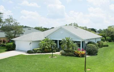 Sebastian Single Family Home For Sale: 653 Brush Foot Drive