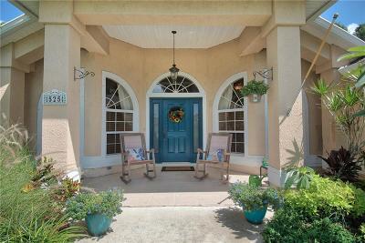 Sebastian Single Family Home For Sale: 525 Caravan Terrace