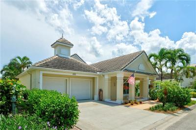 Sea Oaks Single Family Home For Sale: 1785 N. Orchid Island Cir