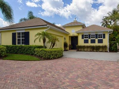 Vero Beach Single Family Home For Sale: 2171 Sea Mist Court