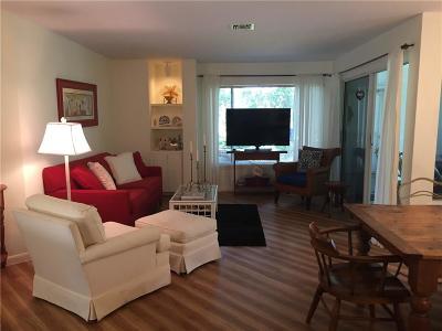 Sea Oaks Condo/Townhouse For Sale: 1335 E Winding Oaks Circle #1004