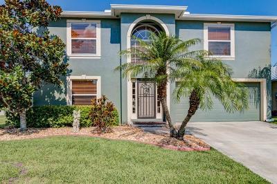 Sebastian FL Single Family Home For Sale: $299,000