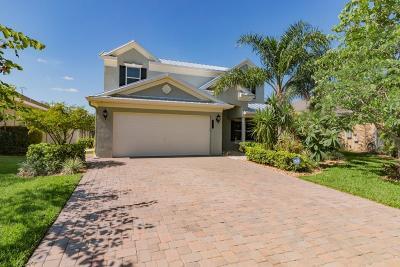 Sebastian Single Family Home For Sale: 121 Amherst Lane