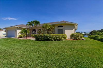 Sebastian Single Family Home For Sale: 882 Salem Avenue