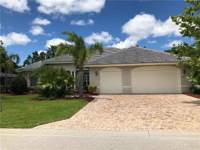 Vero Beach Single Family Home For Sale: 5925 Brae Burn Circle