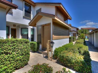 Sebastian Condo/Townhouse For Sale: 6180 Mirror Lake Drive #518