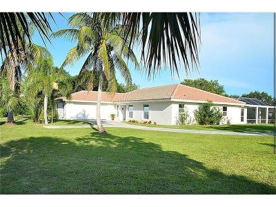 Vero Beach Single Family Home For Sale: 1655 Indian Bay Drive
