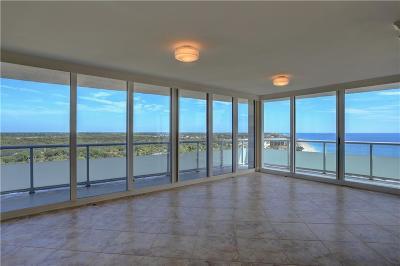 Vero Beach Condo/Townhouse For Sale: 3554 Ocean Drive #PH2S