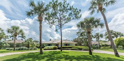 Vero Beach Single Family Home For Sale: 5825 Clubhouse Drive