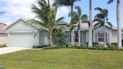 Sebastian Single Family Home For Sale: 354 Sebastian Crossings Boulevard