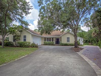 Vero Beach Single Family Home For Sale: 4360 2nd Circle
