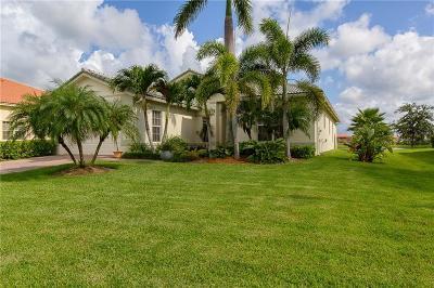 Vero Beach Single Family Home For Sale: 5200 Topaz Lane