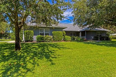 Vero Beach Single Family Home For Sale: 430 SW 38th