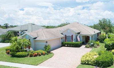 Sebastian Single Family Home For Sale: 778 Gossamer Wing Way