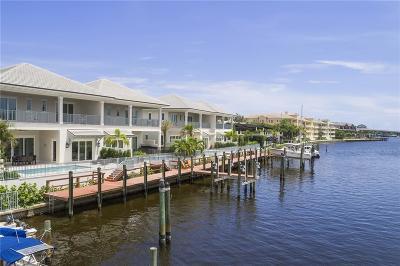 Vero Beach, Indian River Shores, Melbourne Beach, Sebastian, Palm Bay, Orchid Island, Micco, Indialantic, Satellite Beach Single Family Home For Sale: 21-D Royal Palm Pointe