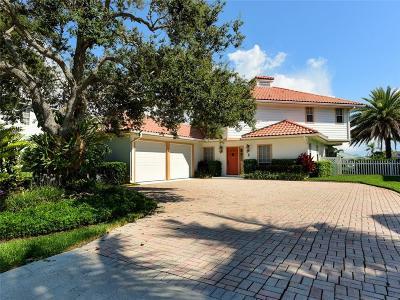 Vero Beach Single Family Home For Sale: 5 Tarpon Drive