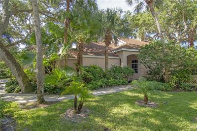 Sea Oaks Single Family Home For Sale: 8785 Lakeside Boulevard
