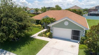 Sebastian Single Family Home For Sale: 120 Drake Way