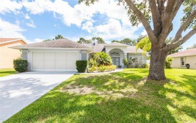 Melbourne, Melbourne Beach Single Family Home For Sale: 657 Evergreen Street