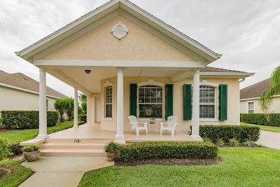 Vero Beach Single Family Home For Sale: 7581 14th Lane