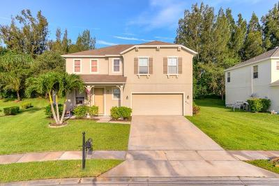 Vero Beach Single Family Home For Sale: 671 Carriage Lake Way