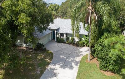 Sebastian Single Family Home For Sale: 1633 Whitmore Street
