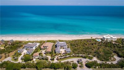 Vero Beach, Indian River Shores, Melbourne Beach, Sebastian, Palm Bay, Orchid Island, Micco, Indialantic, Satellite Beach Single Family Home For Sale: 9030 Rocky Point Drive