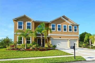Ashley Lakes, Ashley Lakes North Single Family Home For Sale: 4830 Ashley Lake Circle