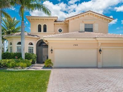 Vero Beach Single Family Home For Sale: 1749 SW Belmont Circle