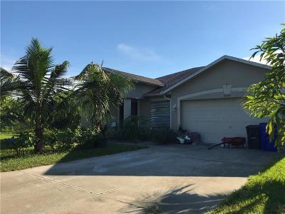 Vero Beach Single Family Home For Sale: 8535 102nd Avenue